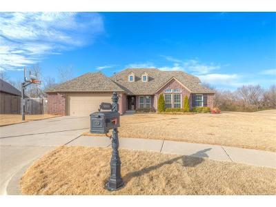 Owasso Single Family Home For Sale: 9300 E 91st Street N