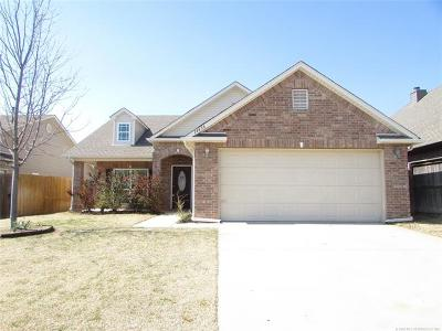 Bixby Single Family Home For Sale: 14636 S Toledo Place