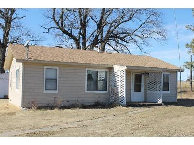 Ada Single Family Home For Sale: 9479 State Highway 3w Road