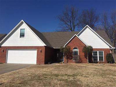 Fort Gibson Single Family Home For Sale: 1404 Dexter Street