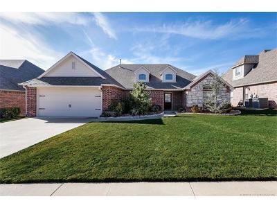 Bixby Single Family Home For Sale: 14404 S Urbana Place