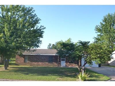 Skiatook Single Family Home For Sale: 4115 W Pipe Stem Drive