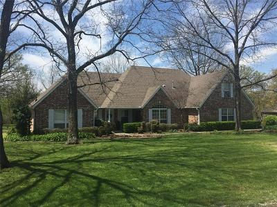 Claremore Single Family Home For Sale: 19950 Southpark Avenue