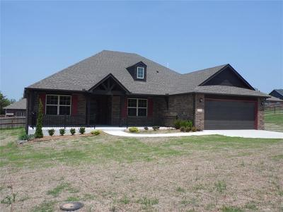 Claremore Single Family Home For Sale: 3334 Bunker Street
