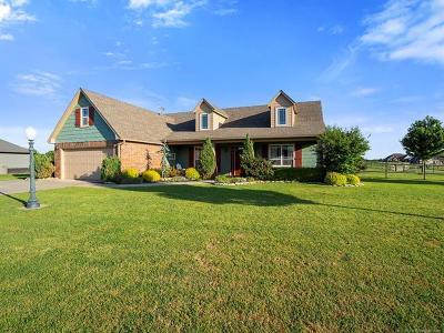 Claremore Single Family Home For Sale: 14962 E Fieldstone Drive N