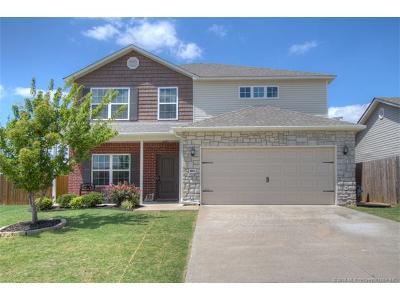 Bixby Single Family Home For Sale: 4661 E 148th Street S