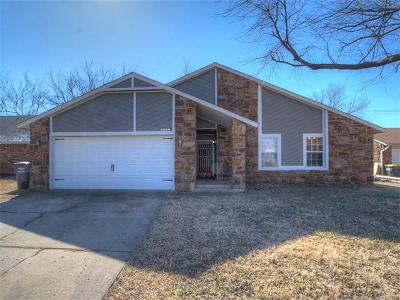Glenpool Single Family Home For Sale: 1368 E 140th Place