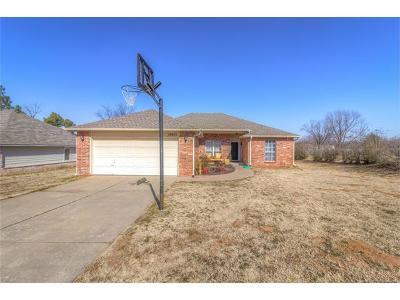 Coweta Single Family Home For Sale: 29859 E 155th Street S