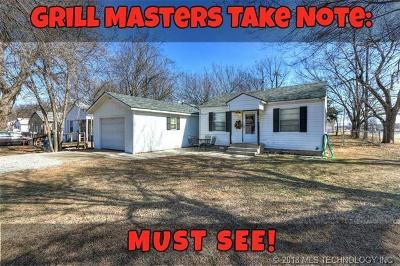 Ada Single Family Home For Sale: 800 N Stockton Street