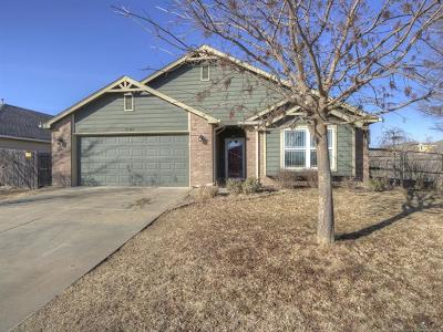 Owasso Single Family Home For Sale: 15213 E 108th Place N