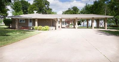 Tulsa Single Family Home For Sale: 8421 S Maybelle Avenue
