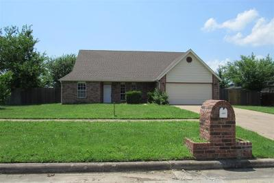 Collinsville Single Family Home For Sale: 12704 N 131st East Avenue