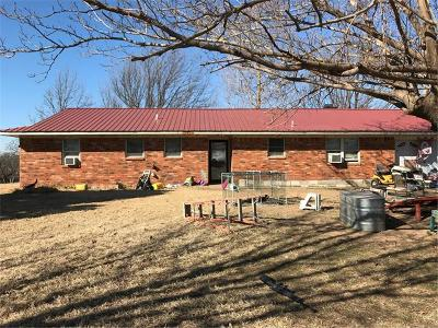 Pauls Valley OK Single Family Home For Sale: $175,000
