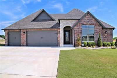 Broken Arrow Single Family Home For Sale: 3817 W Union Street