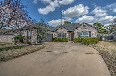 Jenks Single Family Home For Sale: 11509 S Locust Avenue