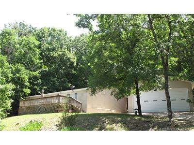 Vian OK Manufactured Home For Sale: $144,900