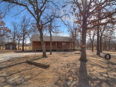 Sand Springs Single Family Home For Sale: 5709 N Hwy 97