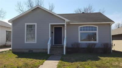 Ada Single Family Home For Sale: 415 W 17th Street
