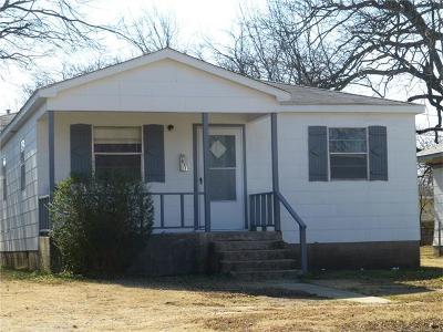 Ada Single Family Home For Sale: 817 & 817 1/2 E 8th Street