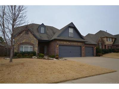 Jenks Single Family Home For Sale: 3606 W 108th Court S