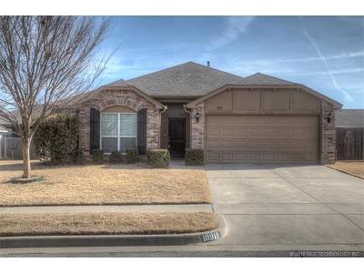 Owasso Single Family Home For Sale: 10911 N 118th Avenue E