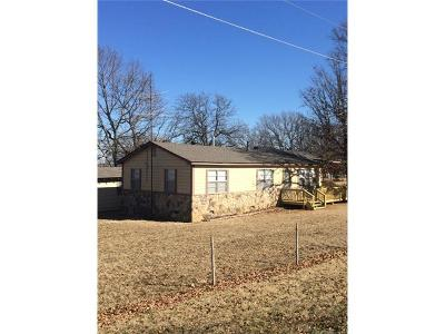 Ada Single Family Home For Sale: 10101 County Road 3552
