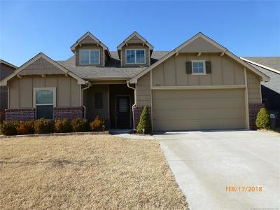 Jenks Single Family Home For Sale: 4007 W 104th Court S