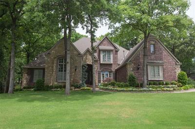 Tulsa Single Family Home For Sale: 5509 E 118th Street