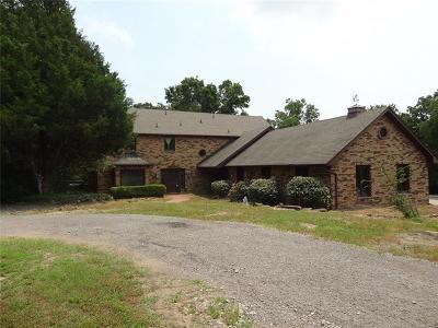 Muskogee Single Family Home For Sale: 6360 Rolling Oaks Lane