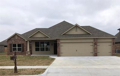 Collinsville Single Family Home For Sale: 13755 N 131 East Avenue