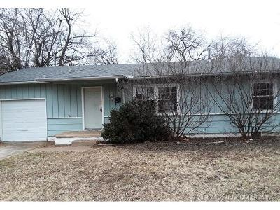 Sand Springs Single Family Home For Sale: 109 W 34th Street