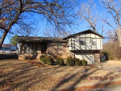 Sapulpa Single Family Home For Sale: 1023 Teresa Avenue