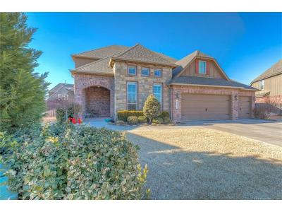 Bixby Single Family Home For Sale: 12602 S 68th East Place