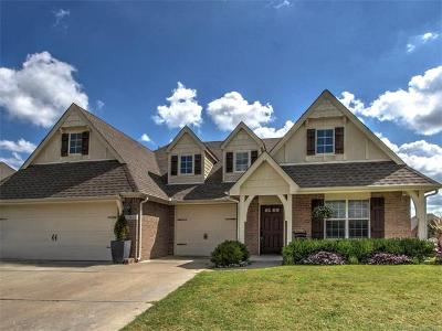 Bixby Single Family Home For Sale: 13423 S 19th Place