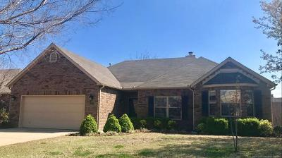 Owasso Single Family Home For Sale: 12624 E 80th Place North