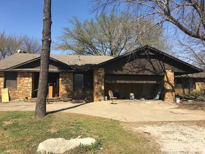 Claremore Single Family Home For Sale: 2790 W Country Club Road
