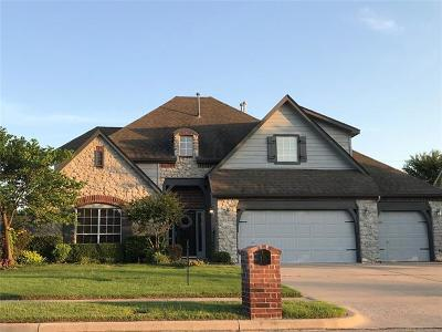 Owasso Single Family Home For Sale: 13209 E 91st Street N