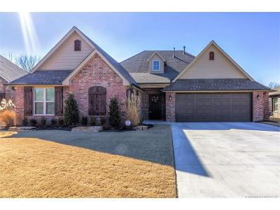 Collinsville Single Family Home For Sale: 12784 N 124th East Avenue