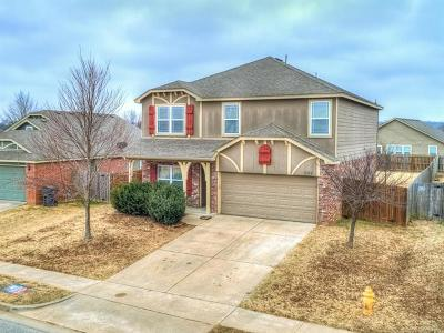 Jenks Single Family Home For Sale: 10328 S Olmsted Place