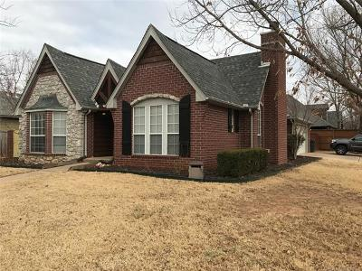 Jenks Single Family Home For Sale: 11523 S Nandina Avenue