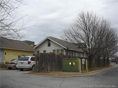 Sapulpa Single Family Home For Sale: 724 S Main Street