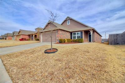 Bixby Single Family Home For Sale: 13323 S 21st Place W
