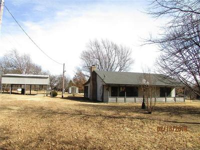 Claremore Single Family Home For Sale: 7001 S 4180 Road