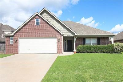 Owasso Single Family Home For Sale: 10203 N 119th East Avenue