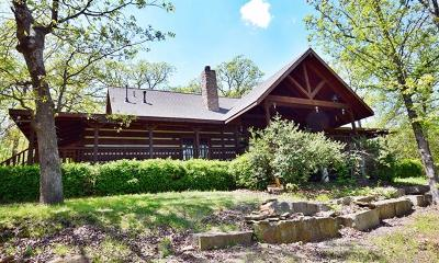 Cherokee County Single Family Home For Sale: 28710 S Big Hollow Road