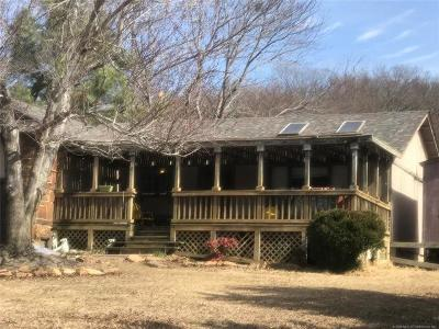 Sapulpa Single Family Home For Sale: 9135 Grant Street