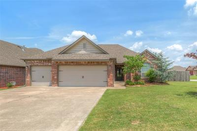Bixby Single Family Home For Sale: 4681 E 145th Place S