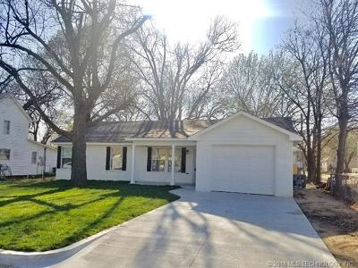 Claremore Single Family Home For Sale: 115 S Nome Avenue