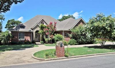 Tahlequah Single Family Home For Sale: 504 Forest Ridge Drive