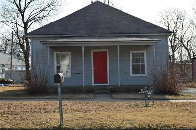 Claremore Single Family Home For Sale: 311 W 6th Street